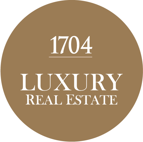 1704 Luxury Real Estate Logo